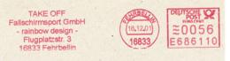 Freistempel 2650 Take Off Fallschirmsport - BRD