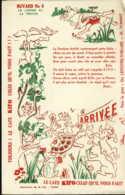 1 Buvard Le Cafe Kifo - Carte Assorbenti