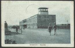 Eritrea-----Massaua-----old Postcard - Eritrea