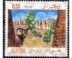 Ref. 206983 * MNH * - ALGERIA. 1983. TASSILI WORLD HERITAGE . PATRIMONIO MUNDIAL DE TASSILI - Algerien (1962-...)