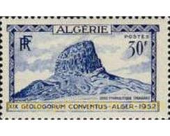 Ref. 370965 * MNH * - ALGERIA. 1952. 19th ALGERIA GEOLOGY CONGRESS . 19 CONGRESO DE GEOLOGIA EN ARGEL - Ongebruikt