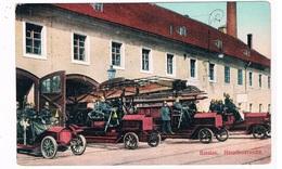 D-9534   BRESLAU : Hauptfeuerwache ( Firebrigade, Firemen ) - Schlesien