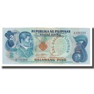 Billet, Philippines, 2 Piso, KM:159a, NEUF - Philippines