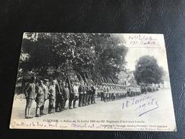 PLOERMEL Revue Du 14 Juillet 1916 Du 102e Regiment D'Artillerie Lourde - 1918 (62e Batterie) - Regiments