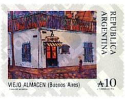 Ref. 365504 * MNH * - ARGENTINA. 1988. TOURISM . TURISMO - Eisenbahnen