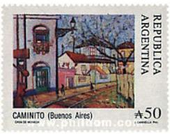 Ref. 61040 * MNH * - ARGENTINA. 1989. TOURISM . TURISMO - Eisenbahnen