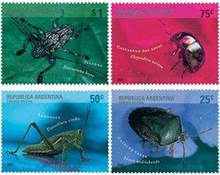 Ref. 103409 * MNH * - ARGENTINA. 2002. INSECTS . INSECTOS - Insects