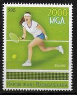 MADAGASCAR  N° ( 2015)  * * Jo 2016 Tennis - Tennis