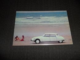 Voiture ( 40 )    Car  Automobile  Auto  :  I D  19  Citroën - Toerisme