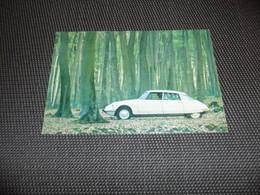Voiture ( 42 )    Car  Automobile  Auto  :  D S  19  Citroën - Toerisme
