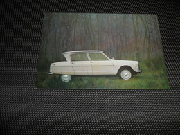 Voiture ( 44 )    Car  Automobile  Auto  :  AMI 6  Citroën - Toerisme