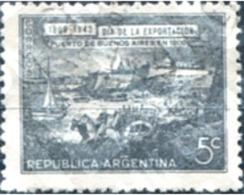 Ref. 283071 * MNH * - ARGENTINA. 1943. DIA DE LA EXPORTACION - Bateaux