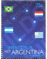 Ref. 283726 * MNH * - ARGENTINA. 1997. MERCOSUR . MERCOSUR - Argentine