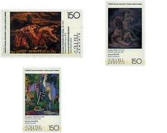 Ref. 83221 * MNH * - ARMENIA. 1998. NATIONAL GALLERY PAINTINGS . PINTURAS DE LA GALERIA NACIONAL - Música