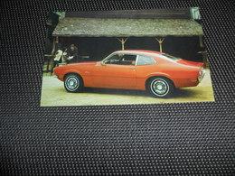 Voiture ( 60 )    Car  Automobile  Auto  :  THE MAVERICK  Ford - Toerisme