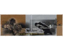 Ref. 113041 * MNH * - AUSTRALIA. 1998. ARTE PARA LOS JOVENES - 1990-99 Elizabeth II