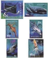 Ref. 35280 * MNH * - AUSTRALIA. 1998. EL PLANETA OCEANO - 1990-99 Elizabeth II