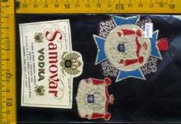 Etichetta Birra Ceres Strongale Export - Danimarca - Etichette