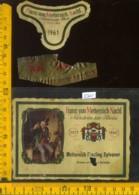 Etichetta Vino Liquore Riesling Sylvaner 1961 - Germania (difetto) - Etichette