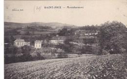 Saône-et-Loire - Saint-Prix - Montcharmont - Sonstige Gemeinden
