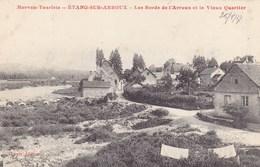 Saône-et-Loire - Morvan-Touriste - Etang-sur-Arroux - Les Bords De L'Arroux Et Le Vieux Quartier - France