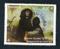 France  2019 Gustave Courbet Oblitéré - Oblitérés