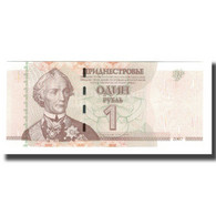 Billet, Transnistrie, 1 Ruble, 2007, KM:42, NEUF - Moldavie