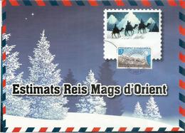 ANDORRA. Lettre Aux Rois Mages (pour Noël).  Année 2018 - Christmas