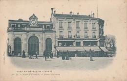 92 - SAINT CLOUD - Place D' Armes - Saint Cloud