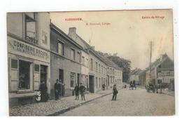 AUDERGHEM  Entrée Du Village 1907 - Auderghem - Oudergem