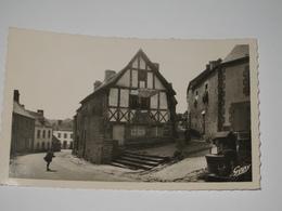 DER1 * GUEMENE-SUR-SCORFF - Rue Louis Le Bail - Guemene Sur Scorff