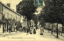 23 // DUN LE PALLETEAU Avenue D'Aigurande / A 498 - Autres Communes