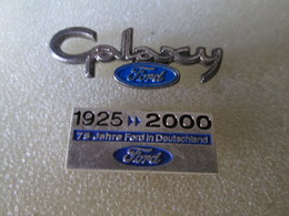 PIN'S    LOT 2 FORD - Ford