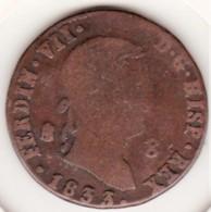 Spain 8 Maravedis 1833 Aqueduct. Ferdinand VII. KM# 486.1 - [ 1] …-1931 : Regno