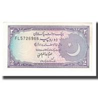 Billet, Pakistan, 2 Rupees, Undated (1985-99), KM:37, NEUF - Pakistan