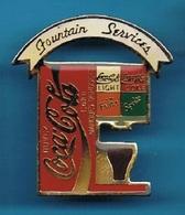 PIN'S //   ** COCA COLA / FOUNTAIN SERVICES ** - Coca-Cola