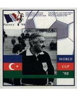 Ref. 83948 * MNH * - AZERBAIJAN. 1997. FOOTBALL WORLD CUP. FRANCE-98 . COPA DEL MUNDO DE FUTBOL. FRANCIA-98 - Coppa Del Mondo