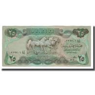 Billet, Iraq, 25 Dinars, Undated (1979-86), KM:72, NEUF - Iraq