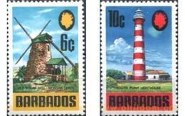 Ref. 597532 * MNH * - BARBADOS. 1970. BASIC SET . SERIE BASICA - Barbados (1966-...)