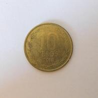 10 Pesos Münze Aus Chile Von 2010 (schön Bis Sehr Schön) - Chile