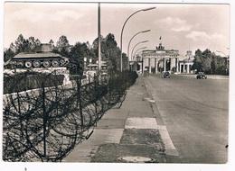 D-9547   BERLIN : Strasse Des 17. Juni Am Sowjet-Ehrenmal ( Tank ) - Autres