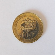 100 Pesos Münze Aus Chile Von 2015 (sehr Schön Bis Vorzüglich) - Cile