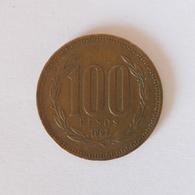 100 Pesos Münze Aus Chile Von 1997 (sehr Schön) - Chile