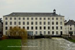 Loches (37)- Moulin Des Cordeliers (Edition à Tirage Limité) - Loches