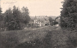 Villermont (?)  Pour Grez-Doiceau (Château Manoir, Photo Bertels 1908) - Belgium