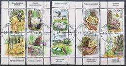Belarus 2010 Mushrooms Birds Fauna - Belarus