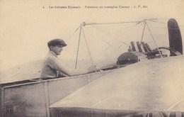 Les Aviateurs Dijonnais - Prévoteau Sur Monoplan Chesnay - Airmen, Fliers
