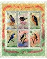 Ref. 36156 * MNH * - BELIZE. 1979. BIRDS OF BELIZE . PAJAROS DE BELIZE - Belize (1973-...)
