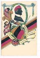D-9564    HEIDELBERG : Frankonia Sei's Panier ( Studentenkarte ) - Heidelberg