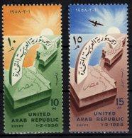 Egypt, 1958, SG 560 - 561, Complete Set Of 2, MNH - Egypt